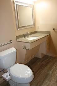 ada kitchen wall cabinet height what is the height of a handicap vanity