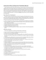 Basketball Coach Resume Sample by Chapter 4 Airport Planning And Development Guidebook For