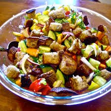 Roasted Vegetables Barefoot Contessa by Marinated Vegetable Salads Panzanella Recipe Momsicle