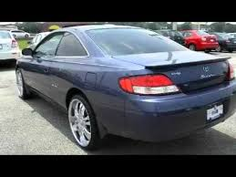 1999 Toyota Solara Interior Pre Owned 1999 Toyota Solara North Richland Hills Tx Youtube