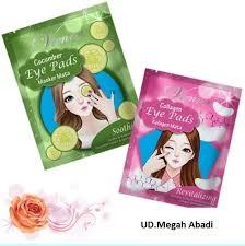 Jual Masker Mata Collagen Di Surabaya vienna eye pads 15ml murah dikirim dari surabaya rp 19000 082 330