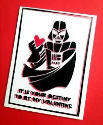 Star Wars Valentine Meme - star wars darth vader valentine s day card internet memes