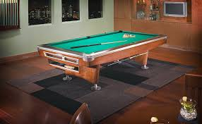 Brunswick Table Tennis Brunswick Gold Crown V Pool Table Uncrate