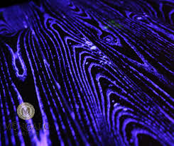 purple glow in the wood floors mongalo designs