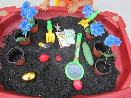 thanksgiving sensory table ideas sensory table idea great for spring time most of the items for
