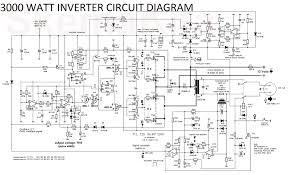 circuit diagram of home theater 3000 watt inverter circuit diagram electronic circuit