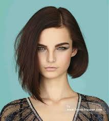 Asymmetrische Frisuren by Die Besten 25 Lange Asymmetrische Frisuren Ideen Auf