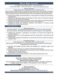 Construction Engineer Resume Sample by Good Luck With Our Junior Structural Engineer U003ca Href U003d