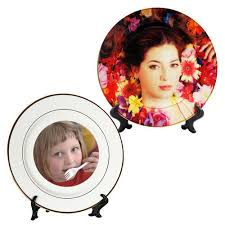 personalized ceramic plates personalized photo plates manufacturer from ahmedabad