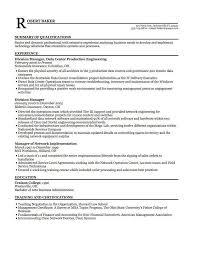 Sample Resume For Baker by Baker Resume Template Billybullock Us
