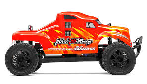 exceed rc mini madbeast 1 18 scale electric monster truck ready