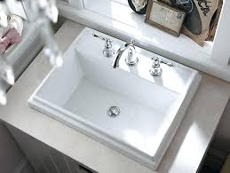 kohler bryant bathroom sink best 25 drop in bathroom sinks ideas on pinterest drop in sink
