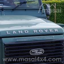 chrome land rover land rover