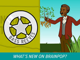 new movies on brainpop bass reeves and george washington carver