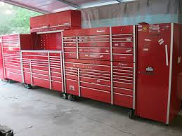 snap on tool storage cabinets snap on snapon snap on krl 6 section 26 wide tool box set up that