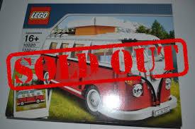 volkswagen van price lego 10220 volkswagen t1 camper van u2013 misb legochez