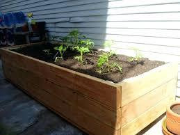 planter box diy planter box designs inspiring build your own
