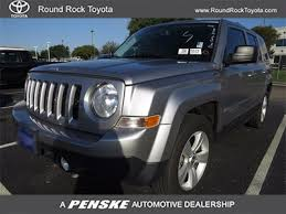 2015 jeep patriot 2015 used jeep patriot sport at rock toyota serving