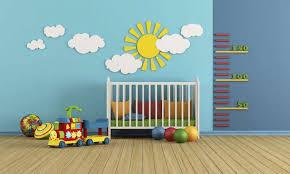 chambre bébé peinture murale stickers chambre bébé 28 belles idées de décoration murale