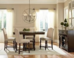 Dining Room Chandelier Height Upholstered Counter Height Stool By Standard Furniture Wolf And