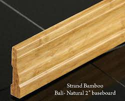 bathroom baseboard ideas baseboards and trim bamboo baseboard trim 2 and 6 lengths
