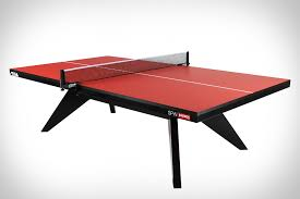 table spinning center designs spin standard ping pong table uncrate