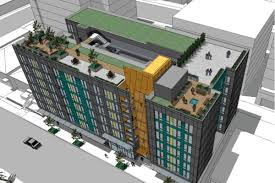 brooklyn ave apartment complex plans include rooftop p patch