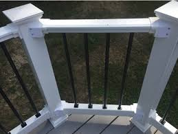 Banister Attachment Fiberon 45 Degree Railing Attachment By Crussey Thingiverse