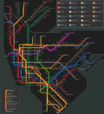 map of new york subway new york city subway map