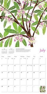 Kalendar 2018 Nederland Tree Project Bäume Sträucher Kalender 2018