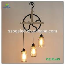 3 Light Pendants Top Sale Creative Glass Bottle Lshade Pendant Light With 3