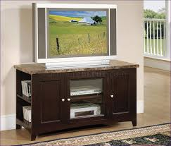 tv stand glass door living room awesome plateau newport series corner wood tv cabinet