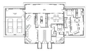 Modern Home Plans by Modern Contemporary Floor Plans U2013 Laferida Com
