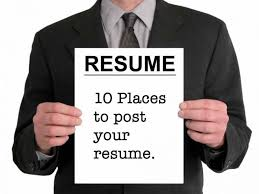 How To Post My Resume Online by Best Sites To Post Resume 11 Post My Resume For Jobs Websites To