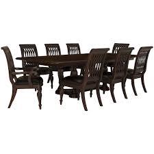 city furniture belmont dark tone rectangular dining room
