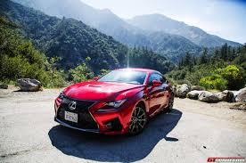 lexus gs coupe 2016 lexus rc f review