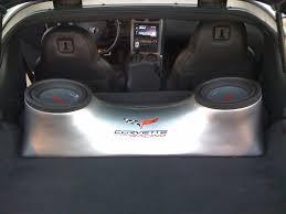 c6 corvette sub box c6 subwoofer boxes fiberglass corvetteforum chevrolet