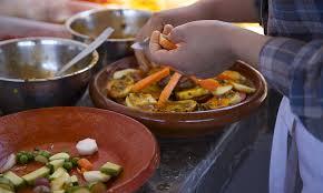cuisine repas dar el mandar repas saveurs berbères