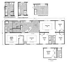 skyline multi section modular home model 6877 7632 floorplan from