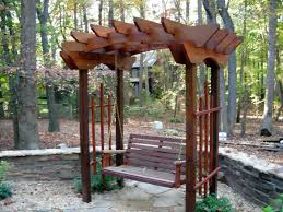 trellis picture custom trellis swing jpg provided by crossfire