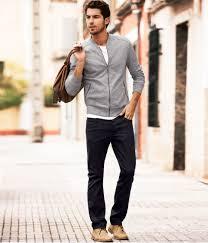 h u0026m trousers in black for men lyst