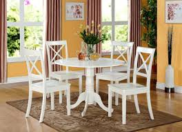 Walmart Dining Room Sets Rustic Kitchen Table Canada Round Dining Table Set Pedestal