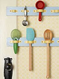 Kitchen Cabinet Door Storage by 30 Diy Storage Solutions To Keep The Kitchen Organized Saturday