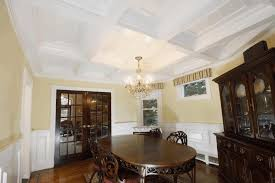lamps for dining room coffered ceiling images light wooden laminated floor round