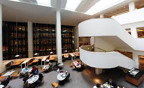 Library Interior Design 5 Incredible Record Libraries Where You Can Listen For Free