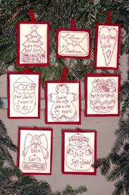words ornaments collection for machine embroidery