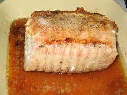 cuisiner un roti de porc au four roti de veau ou de porc façon orloff la cuisine de