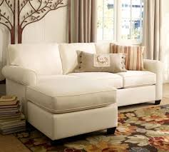 Upholstered Sectional Sofas Carlisle Upholstered Sofa With Chaise Sectional Pottery Barn