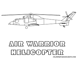 army helicopter coloring pages kids coloring