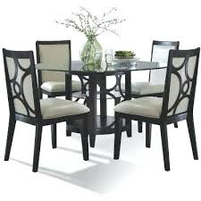 Round Espresso Dining Table Espresso Dining Room Sets Table Set Dark Finish Tables Color Tble